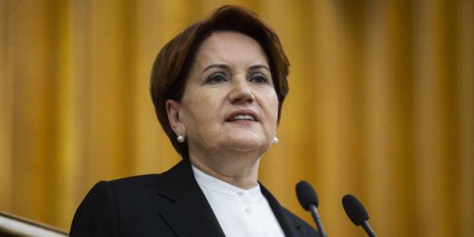 İYİ Parti Genel Başkanı Meral Akşener'den Uğur Mumcu mesajı