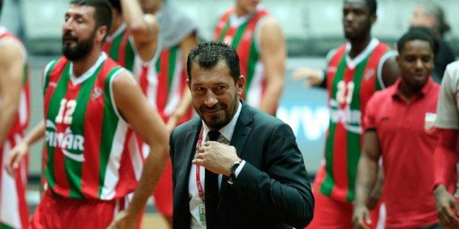Pınar Karşıyaka Ufuk Sarıca ile 300. maçını kazandı. Üst üste 10. galibiyetini aldı