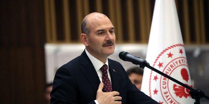 Bakan Süleyman Soylu'dan Gaffar Okkan paylaşımı