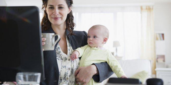 Kadın çalışana büyük kolaylık geliyor. Yeni düzenleme yolda