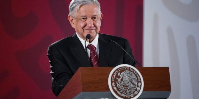 Meksika Devlet Başkanı Obrador'un testi pozitif çıktı