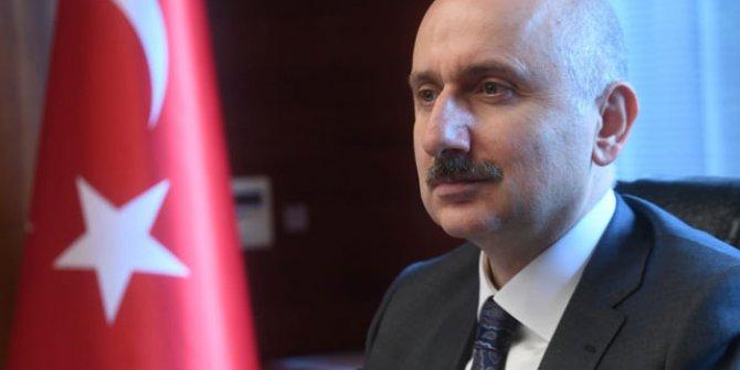 Bakan Karaismailoğlu'ndan rehin alınan Türk denizcilerle ilgili açıklama