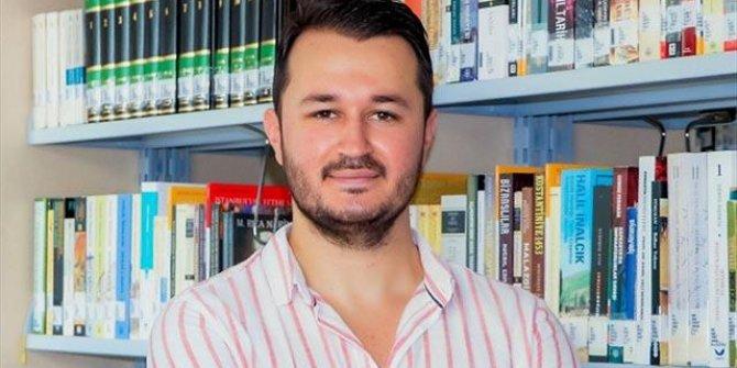 Genç akademisyen İbrahim Kaan Tekin'in acı sonu! Haberi alan öğrencileri yasa boğuldu