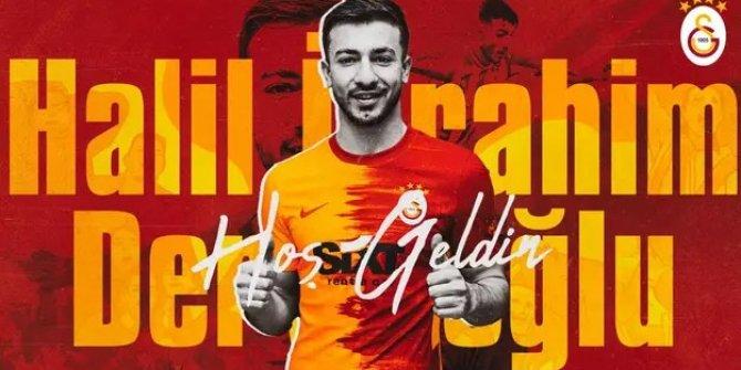Halil Dervişoğlu resmen Galatasaray'da