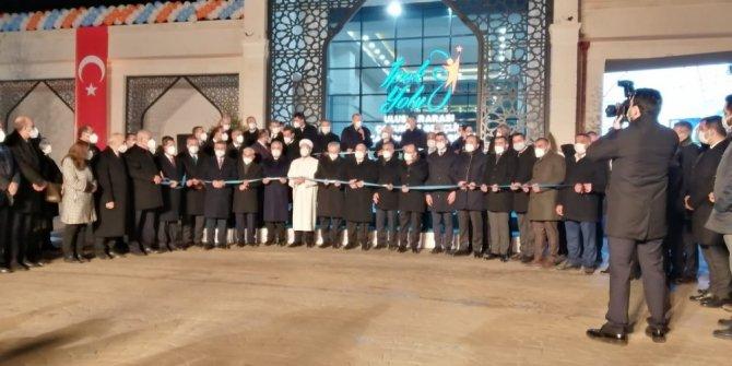 Erdoğan İpek Yolu Uluslararası Çocuk ve Gençlik Çalışmaları Merkezi'nin açılışında konuştu