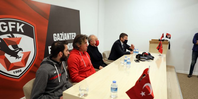 Gaziantep FK, Ricardo Sa Pinto ile yeni sayfa açıyor