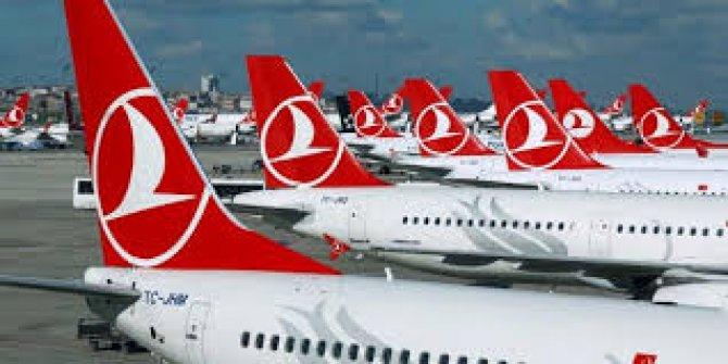 THY İsrail ile uçuşları durdurdu