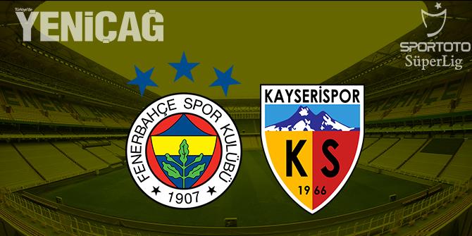 Fenerbahçe'yi golcüleri taşıdı