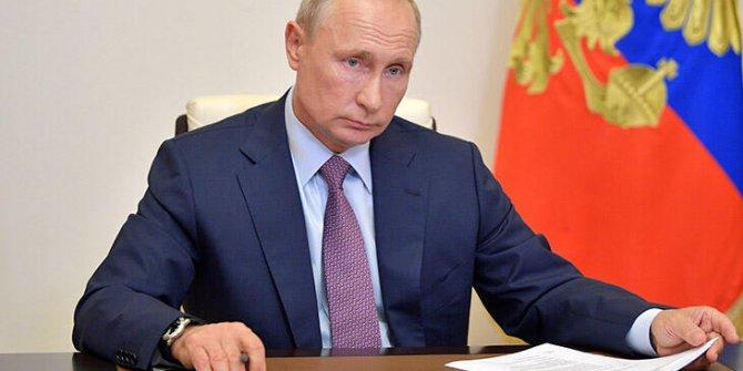 Putin'den gizli saray açıklaması
