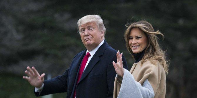 Trump'ın yeğeninden çarpıcı Melenia Trump iddiası