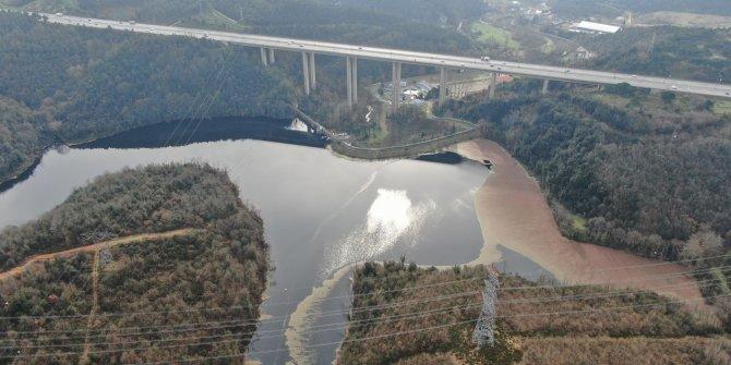 İstanbul'daki barajların son durumu açıklandı. İSKİ son verileri böyle paylaştı