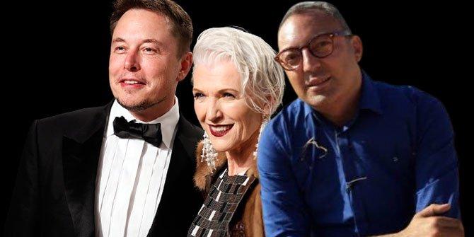 Elon Musk'ın annesi Maye Musk, Cem Seymen'i tebrik etti. Haberi böyle duyurdu
