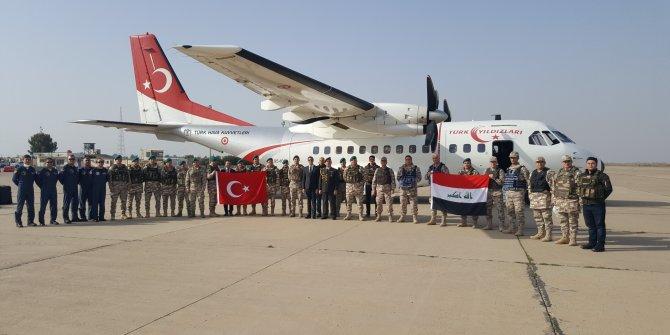 MSB duyurdu! Türk askeri Bağdat'ta