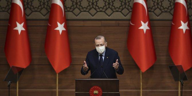 Cumhurbaşkanı Erdoğan açıkladı: 50 milyon doz aşı gelecek