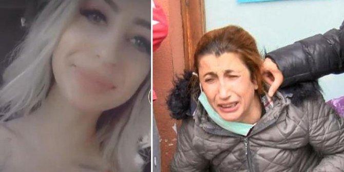 Esenyurt'ta otelin 8. kattan düşerek ölen Zerda Curka'nın annesinden flaş iddia