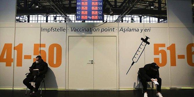 AB üyesi 27 ülkede ilk bir ayda sadece 9 milyon doz aşı yapıldı