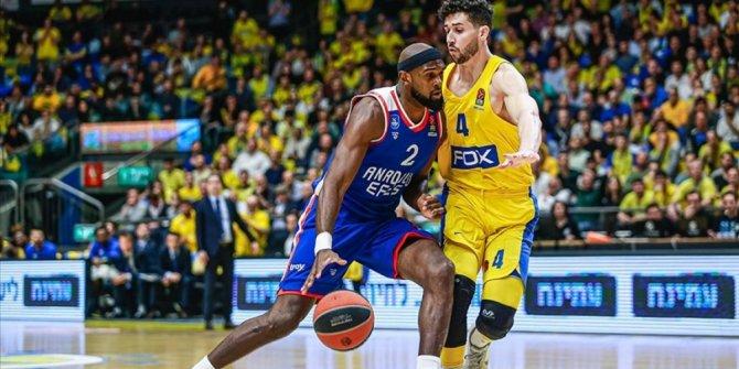 Maccabi Tel Aviv-Anadolu Efes maçına korona virüs engeli