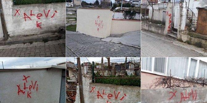 Yalova'da alevi vatandaşların evlerinin işaretlenmesinde yeni gelişme