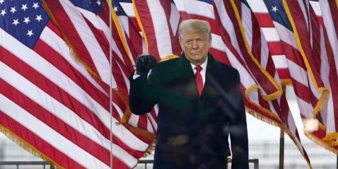 """Trump """"Eski Başkan Ofisi"""" açtı"""