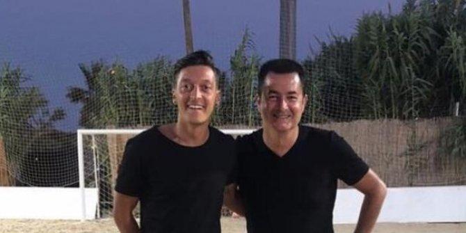 Acun Ilıcalı'dan Mesut Özil'e para yağacak. Bu iddia doğruysa ortalık çok karışır