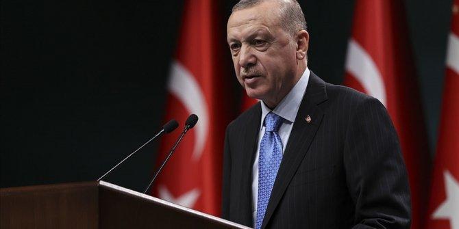 Cumhurbaşkanı Erdoğan kafe ve restoranlara verilecek para miktarını açıkladı