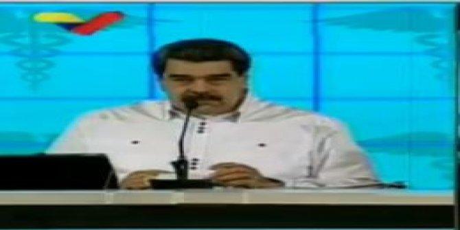 Korona virüs ilacını buldular. Devlet başkanı Maduro canlı yayında açıkladı Amerika bu işe ne diyecek