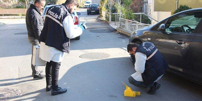 İstanbul'da hareketli saatler. İş adamına silahlı saldırı