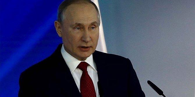 Rusya Devlet Başkanı Putin: Teknoloji devleri fiilen devletle rekabet ediyor
