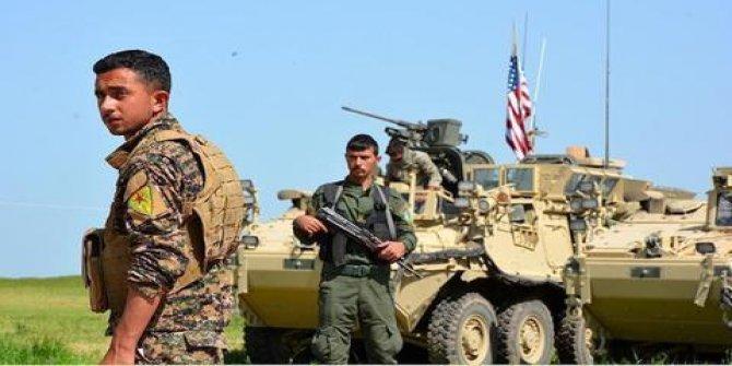 ABD Merkez Komutanlığı CETCOM mesajla Kobani'deki teröristleri kutladı