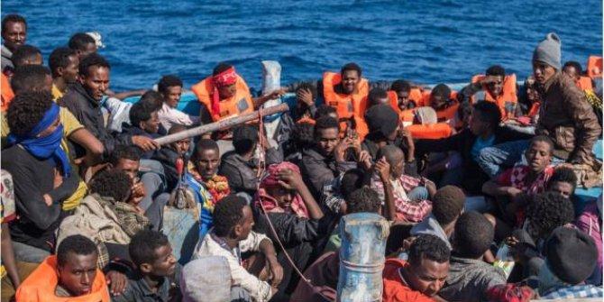 BM ölen göçmenlerden İtalya'yı sorumlu tuttu