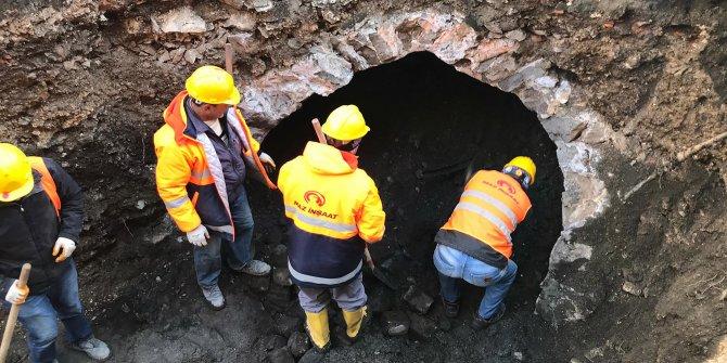 Trabzon'da yeraltı çalışmasında ortaya çıktı. Gizemi çözülemiyor. Uzmanlar böylesini hiç görmedik dedi