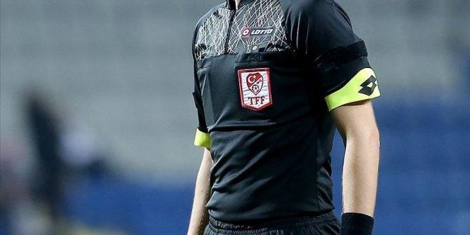Beşiktaş-Trabzonspor maçının hakemi Halil Umut Meler oldu