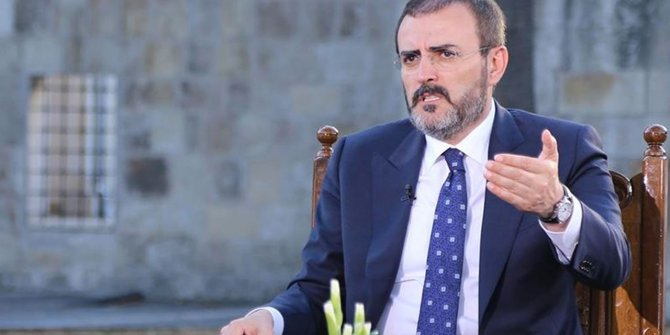 AKP'li Mahir Ünal CHP-HDP'yi ayrı İYİ Parti ve Saadet Partisi'ni ayrı bir yerde tutuyoruz