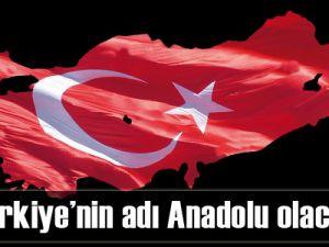 Türkiye gidiyor Anadolu Federe Devleti geliyor!