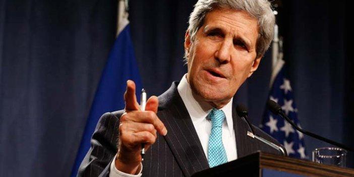 John Kerry'den acil telefon!