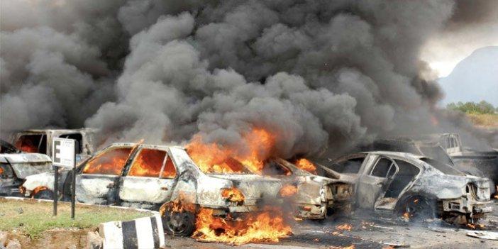 Bağdat'da Bombalı saldırı: 69 ölü