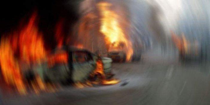Büyük patlama! Çok sayıda ölü var...