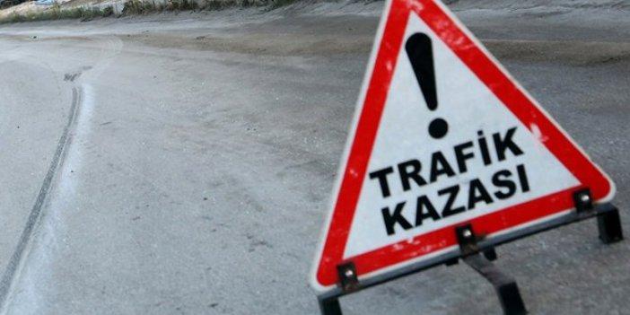 Sinop'ta Feci Kaza! 5 Ölü, 1 Yaralı