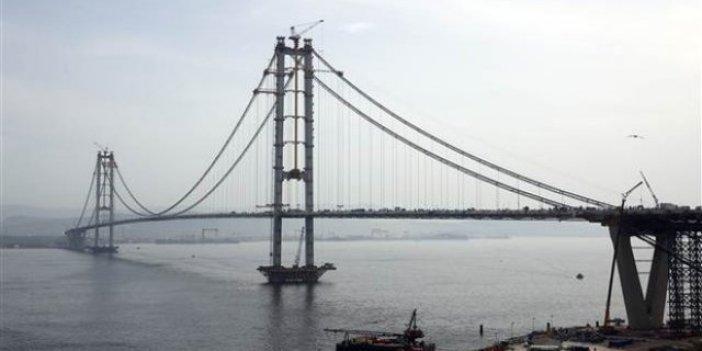 İşte Osmangazi Köprüsü'nün fiyat tarifesi