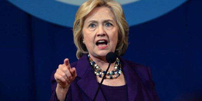 Hillary Clinton aday olmayacak
