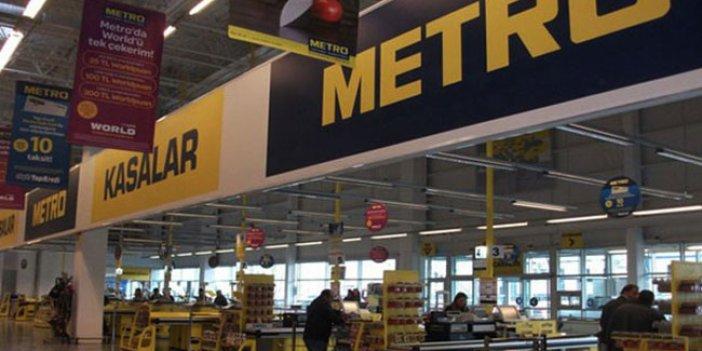 Metro işçileri grevde!