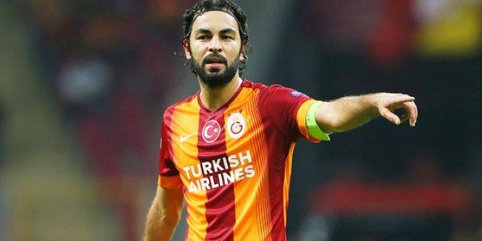 Galatasaray'dan, Selçuk İnan açıklaması