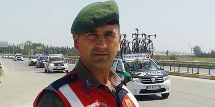 Komutanların kazasından acı haber