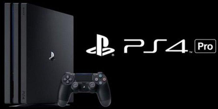 Oyuncuların yeni gözdesi: PlayStation 4 Pro