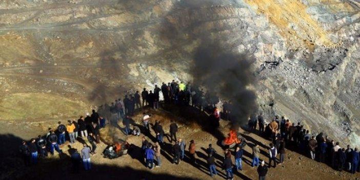 Maden faciasında flaş gelişme