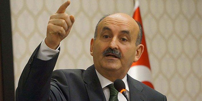 Atatürk'e hakaret eden Bakana hakaret başvurusu