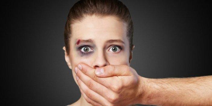Kadına şiddete sessiz kalma