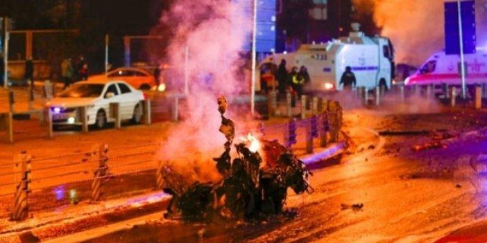 Canlı Bomba Kobani'den!