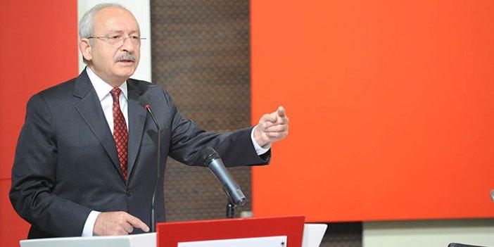 Kılıçdaroğlu: 'Milliyetçiyim' diyen durup düşünmeli!