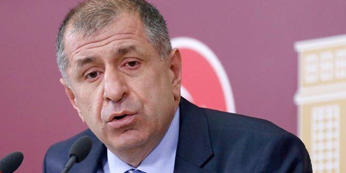 Özdağ: Türkiye'de üretilen zırhlı araçlar PKK'ya veriliyor
